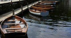 Boats Loch Lomond
