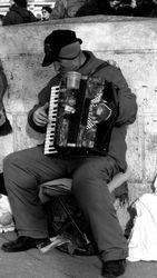 Musician St Louis