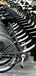 Bicycles, Paris