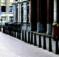 Barriers, Amsterdam