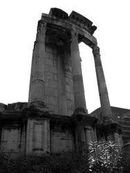 The Temple of Vesta, Roman Forum