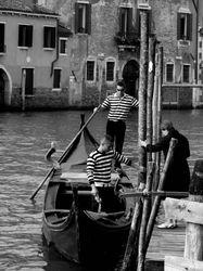 Gondola loading