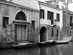 Three Old Boats