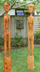 Tall Skinny Figures