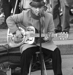 Blues Man, Paris