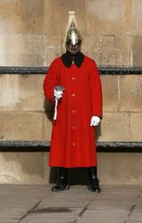 Guard, London