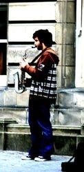 Jazzman, Edinburgh