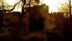 Old Castle, River Midway, Maidstone