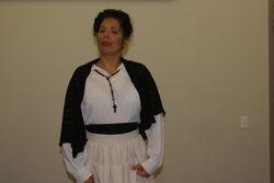 Margo Singaliese (Aunt Maria)