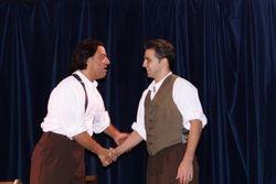 Joe and Emilio