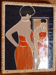 Diva in the Mirror