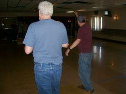 Larry Lambert's follow through  (Feb. 19, 2011)