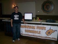 1st place singles - Dale Shobe (Feb. 19, 2011)