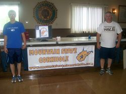1st place - Seth & Dennis Cottrill
