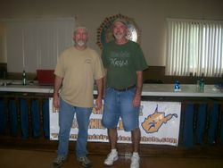 2nd place - Larry & Ed Spires
