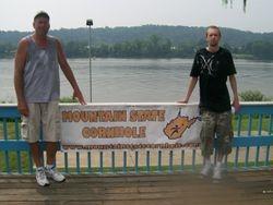 The Fishbone Cornhole Championship II