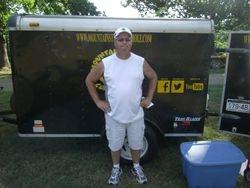 2012 Sweet Corn Festival Cornhole Tournament