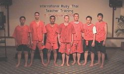 Masters Course in Thailand Feb '06