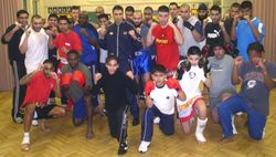 Ealing Scout Hall Class Group