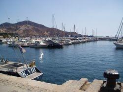 The Harbour in Puerto De Mazarron