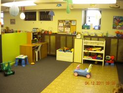 infant room
