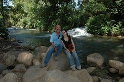 Banias river