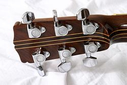 R-2 back of headstock