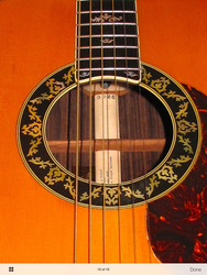 Series 3 soundhole