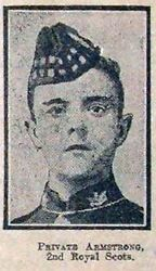 Pte Armstrong