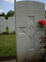 Pte Archibald Johnstone 8th RS