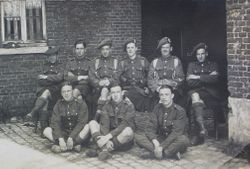 Group of 9th Royal Scots