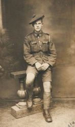 William Sked MM 8th Royal Scots