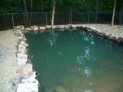Pool done