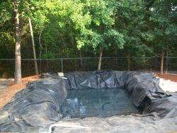 Pool (pond) construction