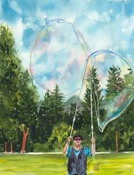 Whistler Bubbles