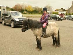 A LITTLE HORSE TRUST sponsored ride 21st april 2012