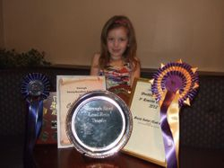 Lucy Smith (Woodhill Show Team)