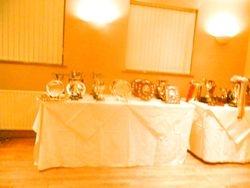 Awards dinner 2011