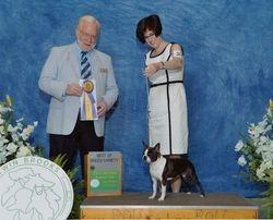 Twin Brooks Kennel Club--7/18/11