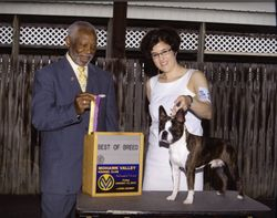 Mohawk Valley Kennel Club--8/13/10