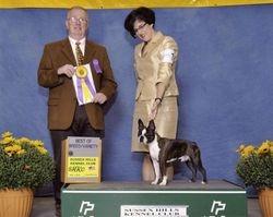 Sussex Hills Kennel Club--9/5/10