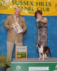 Sussex Hills Kennel Club--9/2/12
