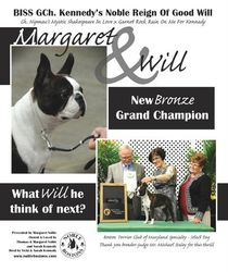 Dogs in Review--May 2012
