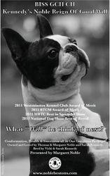 BTCA Nationals Catalogue--2012