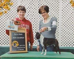 Boston Terrier Club of MD--4/11/14