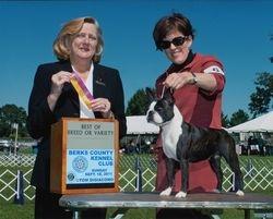 Berks County Kennel Club--9/18/11