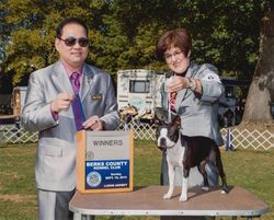 Berks County Kennel Club--9/16/12