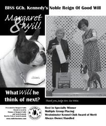Dogs in Review--July 2012