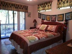 Bedroom & Back Lanai