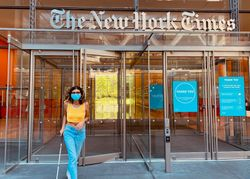 Advocacy and Change @NYT